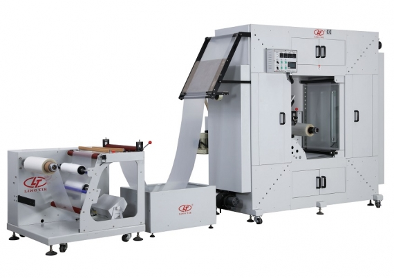 Pre-shrink Curing Oven for Screen Printing