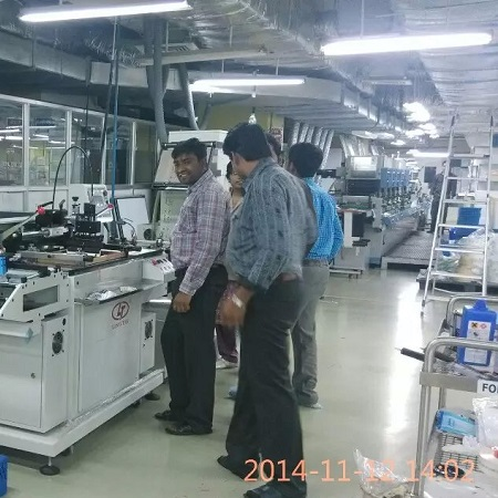 India Famous Factory